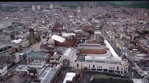 tower view of the winter gardens blackpool youtube