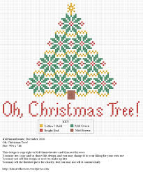 oh christmas tree kincavel krosses