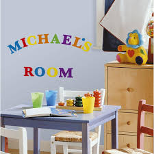 roommates 5 in x 11 5 in express yourself primary peel and stick express yourself primary peel and stick wall decal