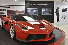 enzo ferrari museum laferrari headlines new exhibition at the ferrari museum