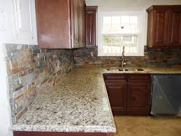 Backsplash Ideas For Bathrooms by Stone Backsplash Ideas Stone Backsplash Ideas For Kitchen About