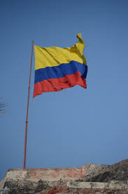 De Flag Flag Of Colombia Wikiwand