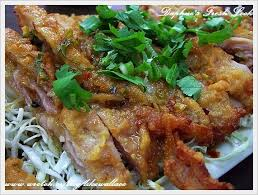 photos cuisines relook馥s 食記 新竹湖口南風小館雲南 緬甸風味小吃九十元的椒麻雞 s