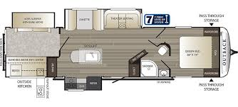 Rv Port Home Floor Plans by Outback