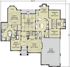 ranch plans with open floor plan 44 best dual master suites house plans images on