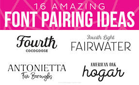canva font pairing 16 amazing font pairing ideas for designers printable crush