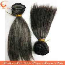 ladies hair pieces for gray hair ladies hair pieces grey triple weft hair extensions