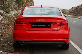 audi a3 ground clearance audi a3 official review team bhp