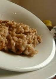 comment cuisiner les girolles fraiches risotto crémeux aux girolles et copeaux de parmesan