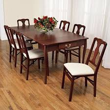 Wooden Dining Room Furniture The Benefits Of A Folding Dining Table Furniture Wax