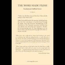 magnificat the word made flesh