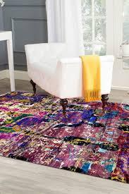 Sari Rug 9 U0027 0 X 12 U0027 0 Riot Of Colors Rug Beautiful Handmade Sari Silk Rug