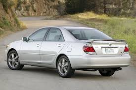 2004 toyota camry le price 2005 toyota camry overview cars com