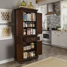 amazon com home styles colonial classic pantry cabinet kitchen