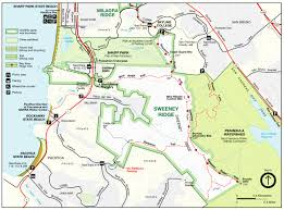 Henry Cowell State Park Map by Sweeney Ridge And Mori Point Loop San Bruno Ca Indi Nomads