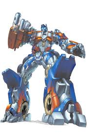 transformers optimus prime by eldelgado on deviantart
