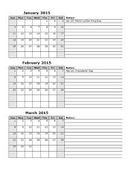 blank 12 month calendar template