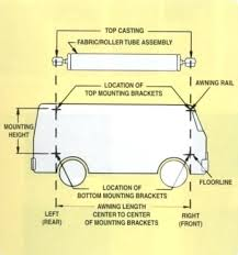 Dometic Awning Parts 8500 Sunchaser Awning Parts Diagram A Dometic Ae 3108709761 Sunchaser