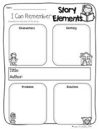 printable comprehension stories 5th grade story elements graphic organizer click on the picture
