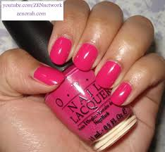 opi pink flamenco u2013 zenorah
