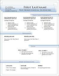 Free Resume Builder And Print Best 25 Free Printable Resume Ideas On Pinterest Resume Builder