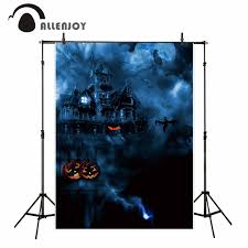 halloween ghost and haunted house background popular haunted house photo buy cheap haunted house photo lots