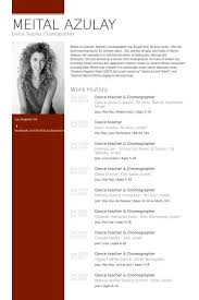 Ballet Resume Ai Research Paper Topics Resume Format For Chartered Accountants