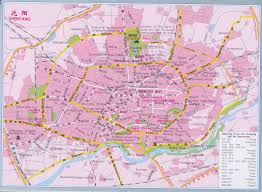 Luoyang China Map by Shenyang Area China Maps Map Manage System Mms
