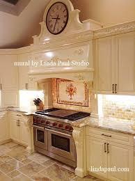 mural tiles for kitchen backsplash appealing design still kitchen tile backsplash mural