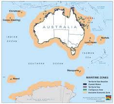 maritime boundary definitions geoscience australia
