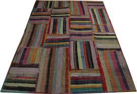 5x8 area rugs rag rug tile rug patchwork rag rug blue grey green red black