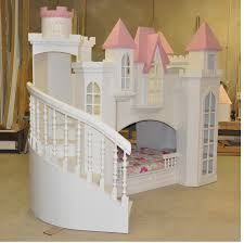 Princess Castle Bunk Bed Braun Castle Bunk Bed A Princess Castle Bed For Your Home