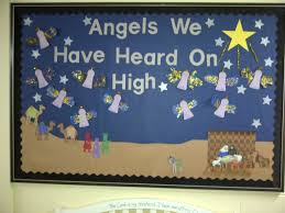 the night before christmas bulletin board instructional great