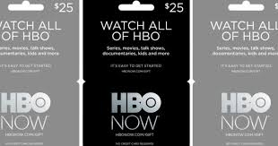 best place to get gift cards best buy 25 hbo now gift card just 20 hip2save