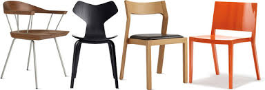 what makes a contemporary dining chair a classic modern digs llc