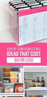 Diy Bedroom Organization And Storage Ideas Best 25 Diy Organization Ideas Only On Pinterest Diy Room