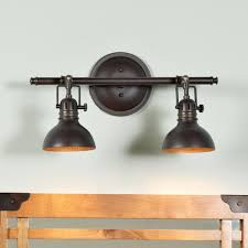 oil rubbed bronze bathroom light fixtures to beautify the bathroom