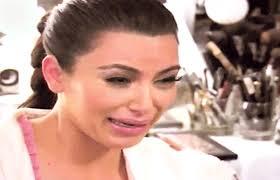 Kim Kardashian Crying Meme - kanye west has the crying kim emoji air freshener in his car