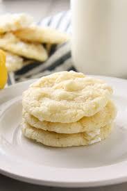 cookies cuisine az lemon crinkle cookies baked in az