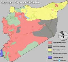 Syria Situation Map by Mark The Greek Markogreek Twitter