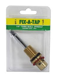 spindles taps fittings and accessories fix a tap