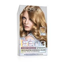 best the counter platinum hair color f礬ria multi faceted shimmering hair color highlights l or礬al