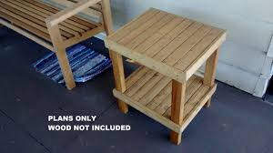 Ana White Preschool Picnic Table Diy Projects by Outdoor Table Building Plans 6 Home Decoration