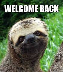 Welcome Back Meme - hamilton relay on twitter new team alert welcome the code