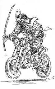 steampunk samurai 2 by vincentbryantart on deviantart