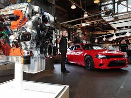 hellcat engine dodge charger hemi hellcat is fastest sedan business insider