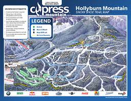 Mt Snow Trail Map Trail Maps And Mountain Stats U2013 Cypress Mountain Resort