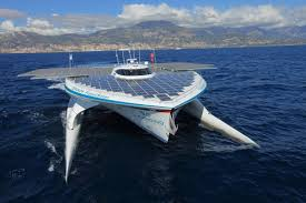 Boat A Home World Speed Record Boat A Green Living Blog Go Green Green