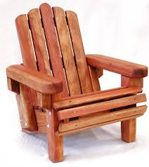 Cedar Adirondack Chairs Kids Wooden Adirondack Chair Outdoor Wooden Chairs