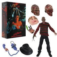 Ultimate Freddy Krueger Figure A Nightmare On Elm Street 3 Dream